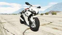 Honda CBR1000RR [Repsol White]