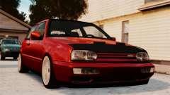 Volkswagen Golf VR6 1998 DTD Tuned