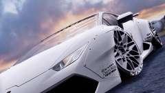 Lamborghini Huracan 2013 Liberty Walk [SHARK]