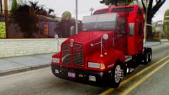 Kenworth T600 Aerocab 72 Sleeper
