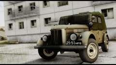 GAZ-69A FIV