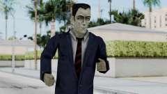 GMAN v2 from Half Life
