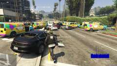 Grand Theft Auto 5 (GTA V): Enregistrer