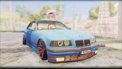BMW M3 E36 Stanced-Hella