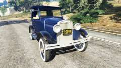 Ford Model T 1927 [Tin Lizzie]