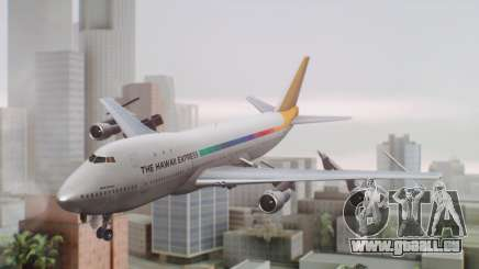 Boeing 747-100 The Hawaii Express Jason Everest pour GTA San Andreas