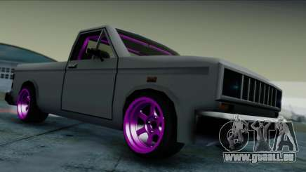 Bobcat Drift pour GTA San Andreas