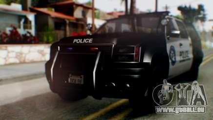 GTA 5 Police Ranger pour GTA San Andreas