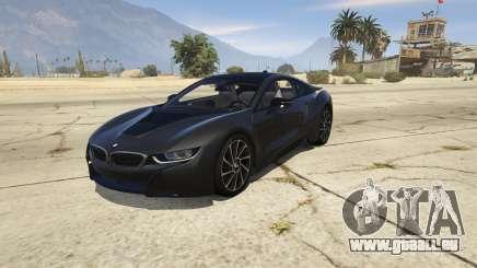 2015 BMW I8 pour GTA 5