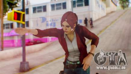 Jessica Jones Friend 1 pour GTA San Andreas