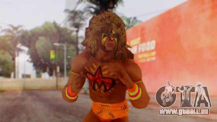 U Warrior pour GTA San Andreas