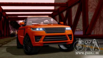 GTA 5 Gallivanter Baller LWB pour GTA San Andreas