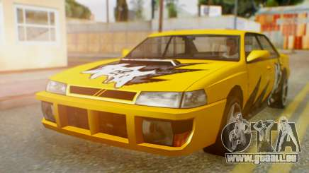 Sultan Винил из need For Speed ProStreet pour GTA San Andreas