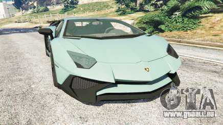 Lamborghini Aventador Super Veloce v0.2 für GTA 5