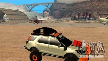 Ford Explorer 2013 Off Road für GTA San Andreas