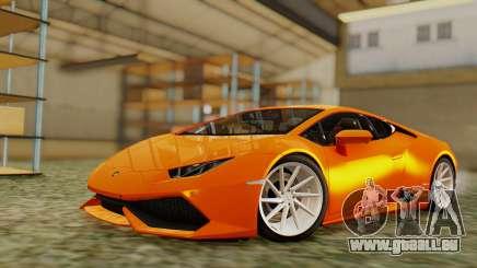 Lamborghini Huracan LP610-4 2015 pour GTA San Andreas