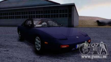 Nissan 240SX SE 1994 Stock pour GTA San Andreas