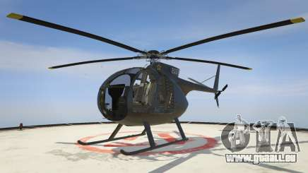 Hughes OH-6 Cayuse für GTA 5
