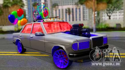 Admiral Crazy Edision Final Version 2016 pour GTA San Andreas