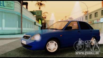 VAZ 2170 Priora pour GTA San Andreas