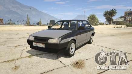 VAZ 21099 v3 für GTA 5