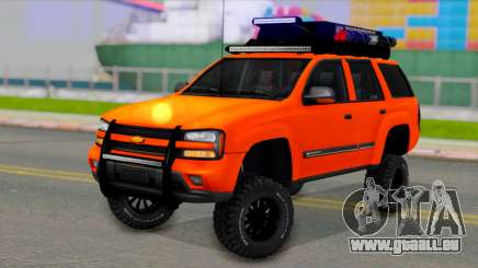 Chevrolet Traiblazer Off-Road pour GTA San Andreas