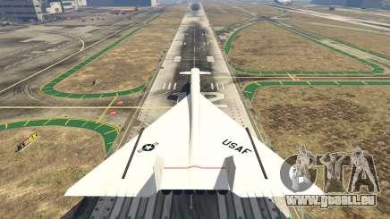 XB-70 Valkyrie für GTA 5