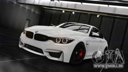 BMW M4 F82 2015 pour GTA 4