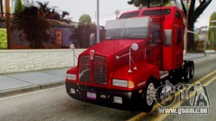 Kenworth T600 Aerocab 72 Sleeper pour GTA San Andreas