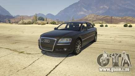 Audi A8 v1.2 pour GTA 5