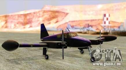 GTA 5 Western Company Cuban 800 für GTA San Andreas