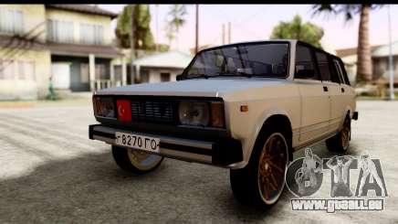 ВАЗ 2104 turc Édition pour GTA San Andreas