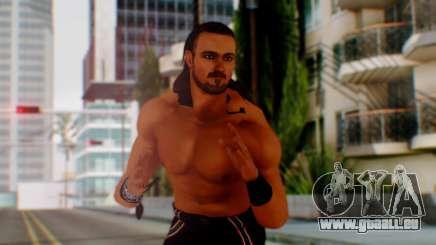 WWE Drew McIntyre pour GTA San Andreas