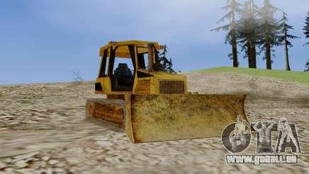 New Dozer für GTA San Andreas