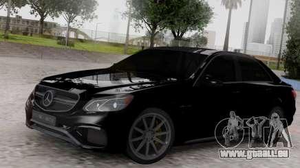 Mercedes-Benz E63 AMG PML Edition pour GTA San Andreas