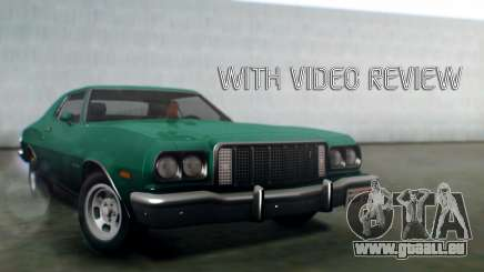Ford Gran Torino 1974 IVF pour GTA San Andreas
