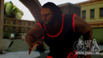 Mark He WWE pour GTA San Andreas