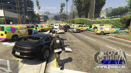 Grand Theft Auto 5 (GTA V): Enregistrer pour GTA 5