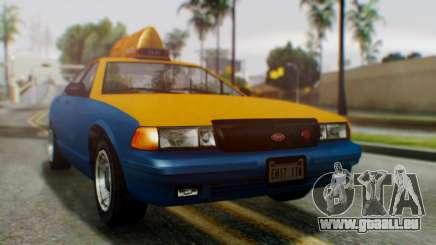 Vapid Taxi für GTA San Andreas