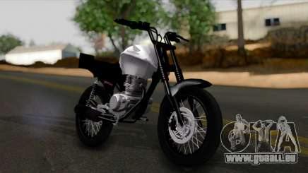 Honda CG Titan 150 Stunt Imitacion für GTA San Andreas