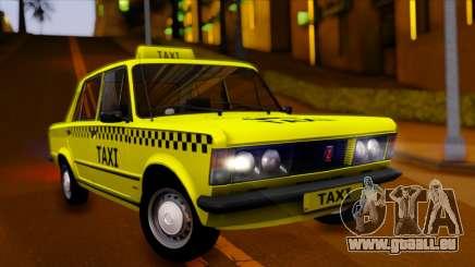 Zastava 125PZ Taxi pour GTA San Andreas