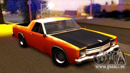 GTA SA Earl Picador pour GTA San Andreas