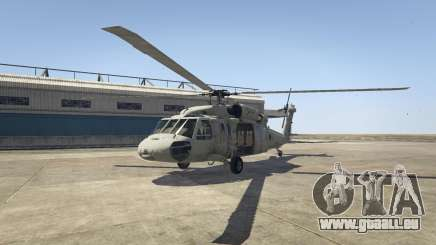MH-60S Knighthawk pour GTA 5