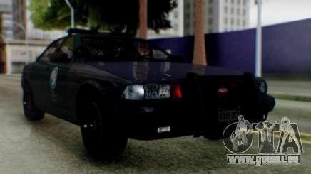 GTA 5 Vapid Stanier II Police IVF für GTA San Andreas