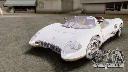 Ferrari P7 Yrid für GTA San Andreas