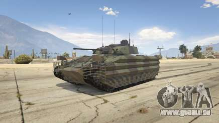 FV510 Warrior pour GTA 5