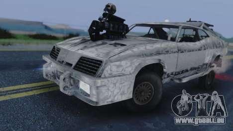 Razor Cola v1.0 für GTA San Andreas