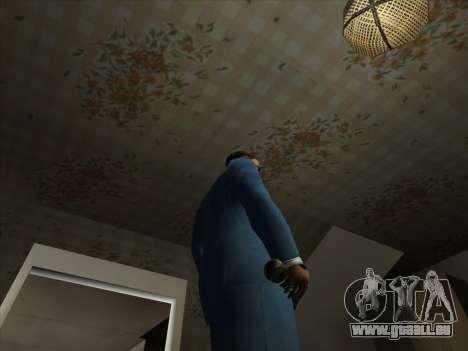 Eine Reihe von Russischen Waffen für GTA San Andreas fünften Screenshot