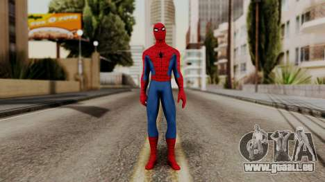 Marvel Heroes - Spider-Man Classic für GTA San Andreas zweiten Screenshot