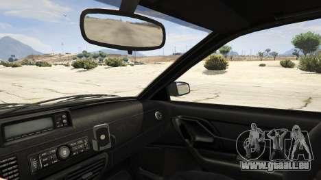 GTA 5 GTA 4 Lokus arrière droit vue de côté